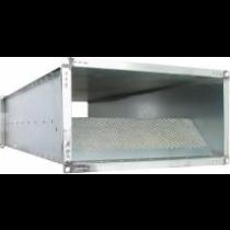 Atenuator de zgomot rectangular L300 X H150