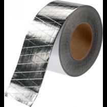 Banda din aluminiu cu adeziv acrilic sensibil la presiune