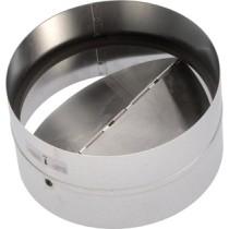 Clapeta anti-retur pentru tubulatura circulara Ø125