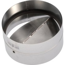 Clapeta anti-retur pentru tubulatura circulara Ø250
