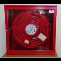 Hidrant interior complet echipat 650x650x260mm D-25 PVC ROSU