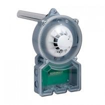 Modul sonda pentru detectia fumului si temperaturii din sistemele de ventilatie
