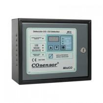 Centrala detectare CO si NO2 conventionala Cofem MiniCO MCO120DVB