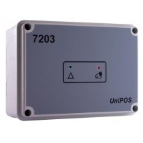 Modul adresabil 3 IN / 6 OUT Unipos FD7203
